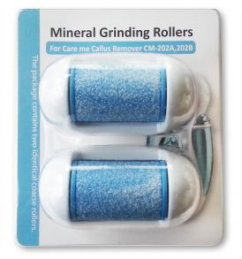 Refill Rollers for callus remover