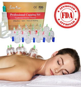Cupping Sets for pain relief