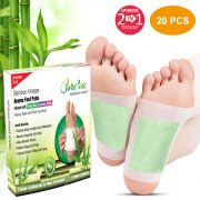 feet detox patches