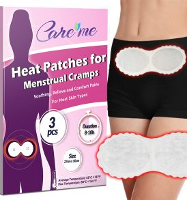 heat patches for period pain relieft