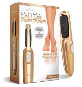 powerful electric callus removers