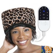 corded heat hair cap